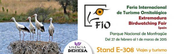FIO2015 Feria Internacional del Turismo Ornitológico