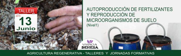 Taller de Autoproducción de fertilizantes