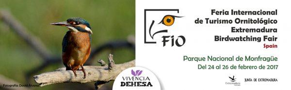 Feria Internacional de Turismo Ornitológico- Vivencia Dehesa