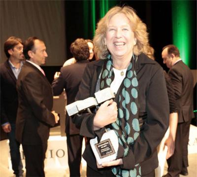 Premios Extremeños de HOY 2014. Nora de Liechtenstein.