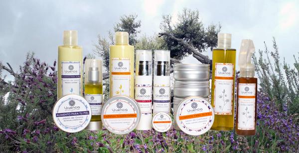 Plantas medicinales en cosmética BIO